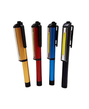 FL-086 Metal Pen, with COB Light