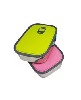 LB-6901 Stainless Lunch Box