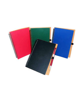 NB-2575 Leatherette Notebook