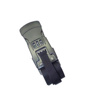 PS-034 Luggage Strap, with Lock and Scale