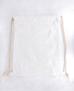EB-043 Drawstring Canvas Ecobag