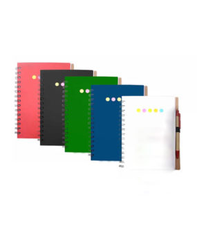NB-915 Leatherette Notebook