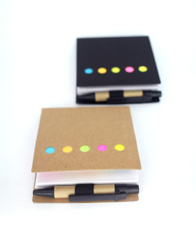 RN-111 Recycled Sticky Notepad