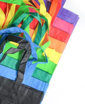 EL-004 Foldable Ecobag Colors