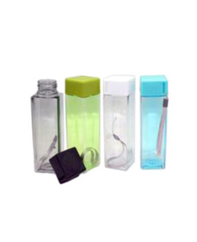 AB-400 Unbreakable Square Bottle
