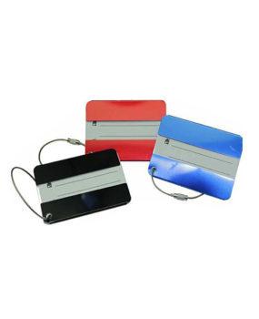 LT-068 Aluminum Bag Tag