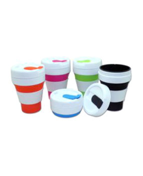 SM-1306 Collapsible Silicon Mug