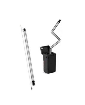 STRAW-1163 Collapsible Metal Straw