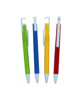 BP-1339 Plastic Ballpen, with Mobile Holder