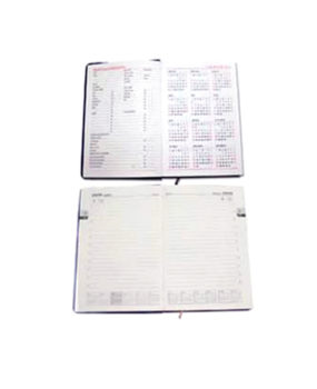 DP-6825 Daily Planner Inside