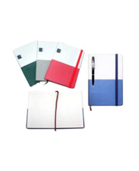 NB-2255 Two-tone Notebook