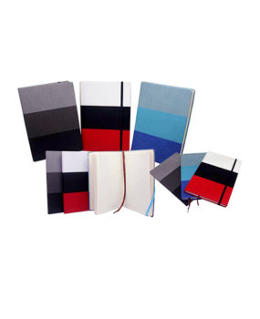 NB-2355 Tri-color Notebook