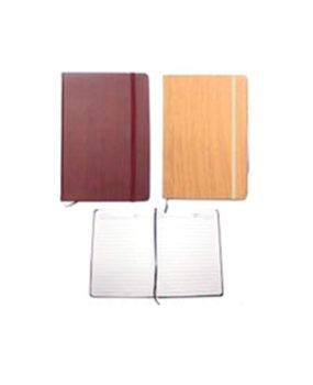 NB-9326 Wood Notebook