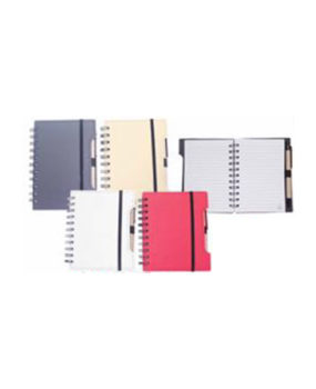 RN-628 Recycled Notebook