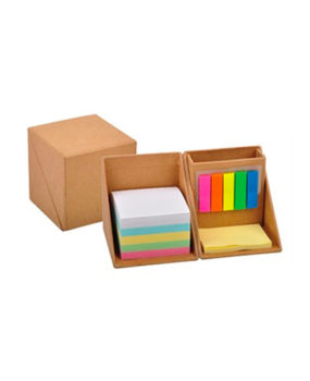 RN-852 Recycled Cube Notepad