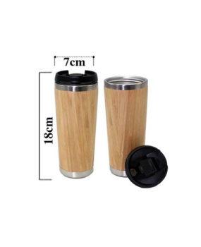 BS-3018 Bamboo Tumbler