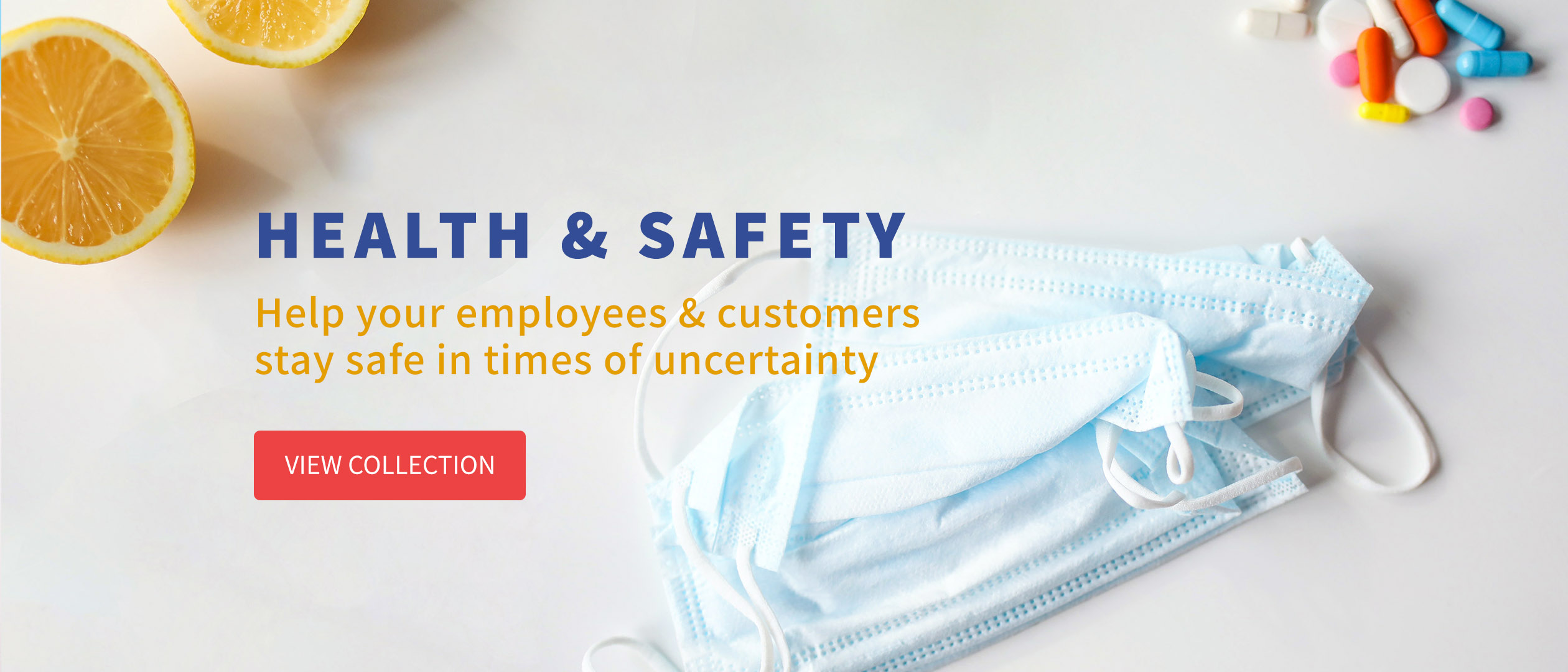 Health & Safety Cover