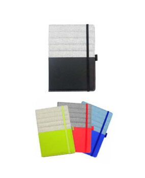 NB-9526 Leatherette Notebook